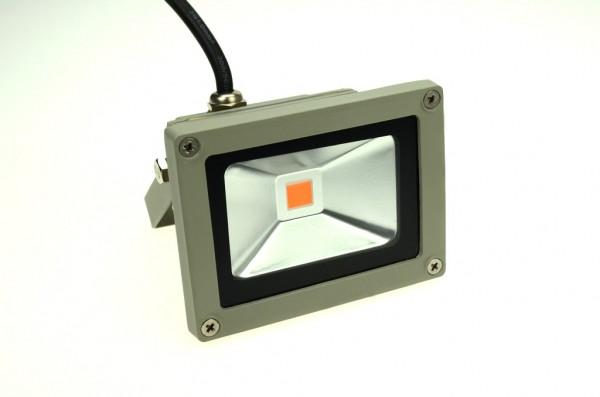 LED-Pflanzenleuchte Hochvolt LED9F22LoRBFS rot/blau 450/590-750 Nm Pflanzenzucht/Wachstum. Einsetzbar im Spannungsbereich: 100-240V AC