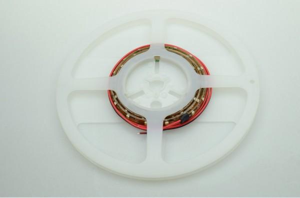 LED-Lichtband Meterware Niedervolt DC-kompatibel (gleichstrom-fähig) LED60B100br35o warmweiss (3000°K) dimmbar. Einsetzbar im Spannungsbereich: 12-14,8V DC