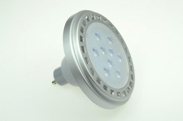 GU10 LED-Spot AR111 LED9x1A10SDKW Hochvolt kaltweiss (6000°K) dimmbar. Einsetzbar im Spannungsbereich: 230V AC