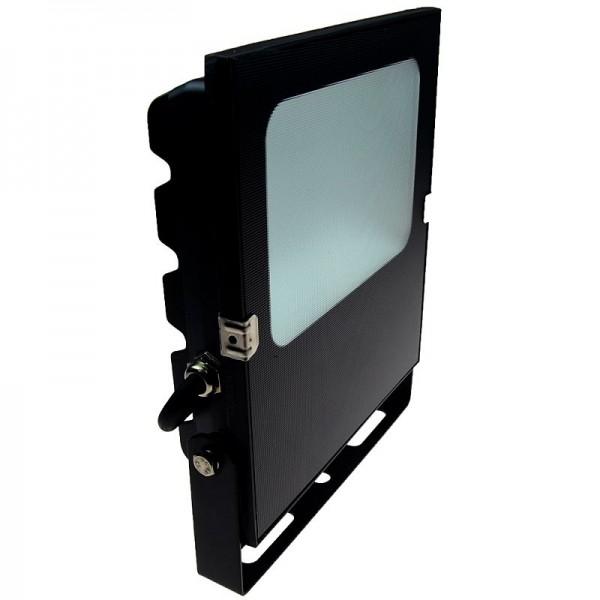 LED-Flutlichtstrahler DC 5500 Lumen 120° warmeiss 50W flache Bauweise Green-Power-LED