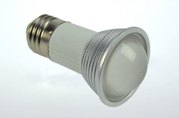E27 LED-Spot PAR16 LED9S27LD Hochvolt warmweiss (2800°K) dimmbar. Einsetzbar im Spannungsbereich: 180-260V AC