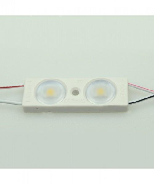 LED-Chipmodul DC 105 Lumen 160° kaltweiss 1 W Green-Power-LED