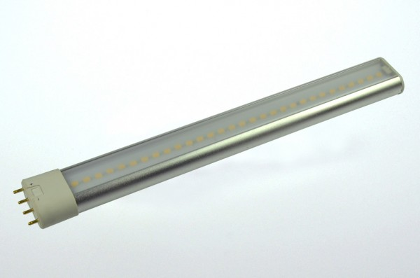 2G11 LED-Kompaktlampe LED48Ko2G11LNW Hochvolt neutralweiss (4100°K) inkl. Netzteil. Einsetzbar im Spannungsbereich: 100-240V AC