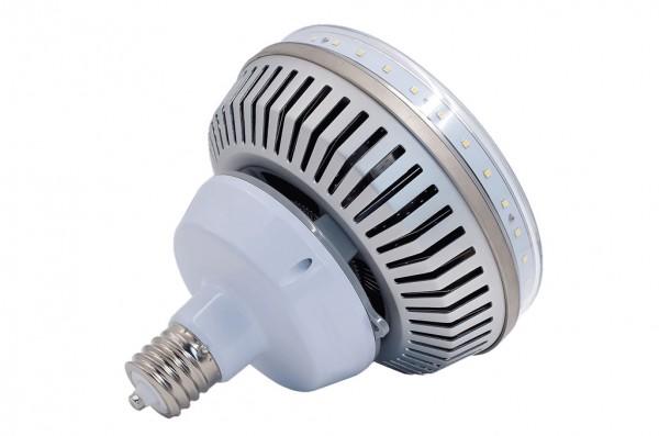 E40 LED-Highbaylampe LED192S40LKW Hochvolt kaltweiss (6000°K) 6KV. Einsetzbar im Spannungsbereich: 100-277V AC
