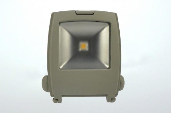 Design LED-Flutlichtstrahler AC 600 Lumen 120°-150° warmweiss 11W Strukturiertes Glas Green-Power-LE