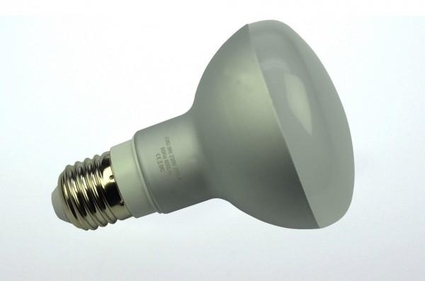 E27 LED-Reflektorlampe LED30R8027Lm Hochvolt DC-kompatibel (gleichstrom-fähig) warmweiss (2700°K) . Einsetzbar im Spannungsbereich: 110-240V AC