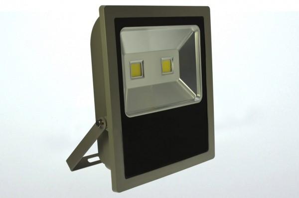 LED-Flutlichtstrahler Hochvolt LED150F22Lo warmweiss (3000°K) . Einsetzbar im Spannungsbereich: 100-240V AC