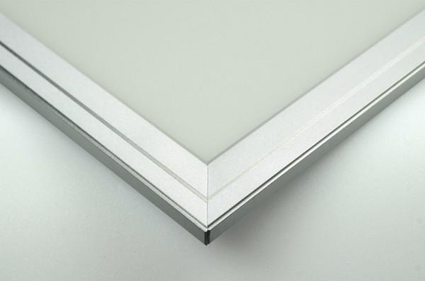 LED-Panel Hochvolt LED120PALNW120 neutralweiss (4000-4500°K) Einbaupanel. Einsetzbar im Spannungsbereich: 90-305 AC