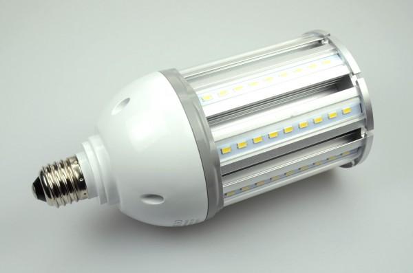 E27 LED-Tubular LED81Tu27LoNW Hochvolt neutralweiss (4000°K) IP64. Einsetzbar im Spannungsbereich: 100-277V AC